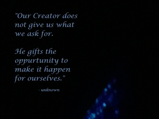 our creator